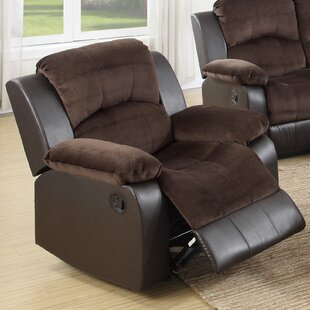 Michael Manual Rocker Recliner by Infini Furnishings Best Design
