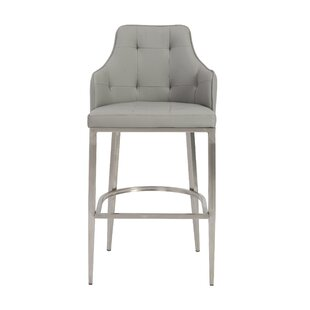 Aurianna 29.5 Bar Stool Orren Ellis