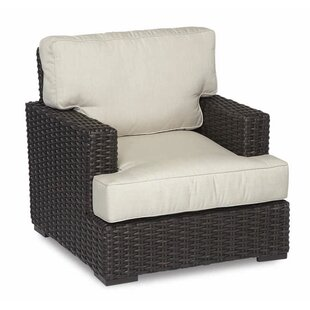 Sunset West Cardiff Patio Chair with Cush..