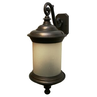 Shop For Phillipstown 3-Light Outdoor Wall Lantern By Alcott Hill