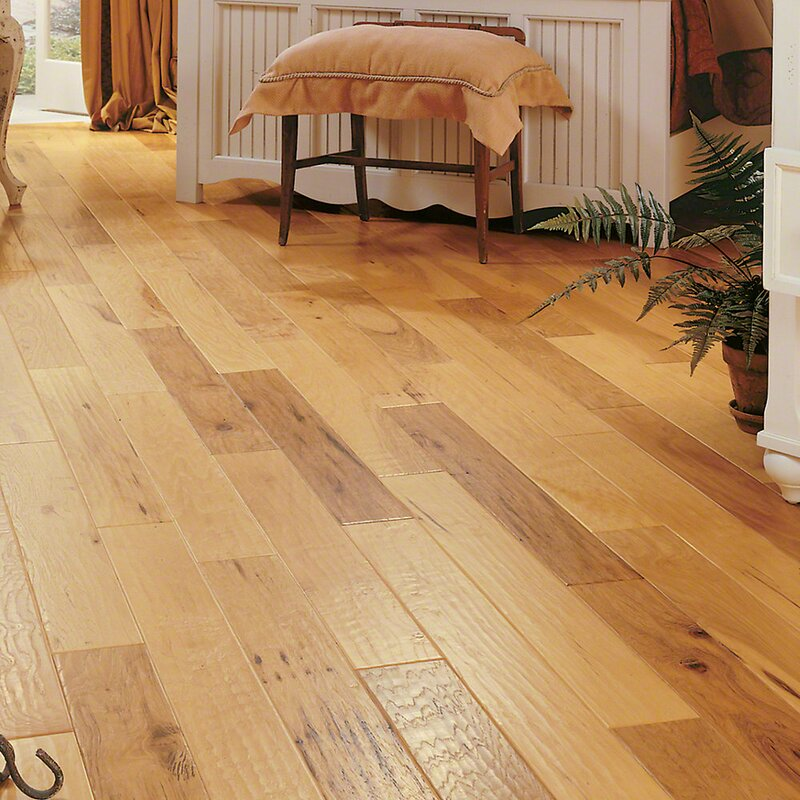 Choosing The Right Wood Flooring For High-Traffic Areas