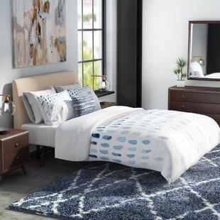 Modesto Queen Platform 4 Piece Bedroom Set