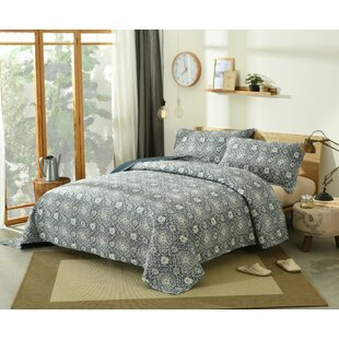 Keesha Reversible Quilt Set