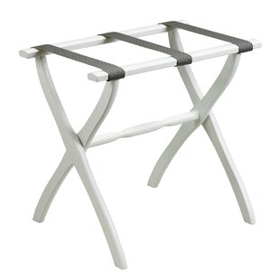 Find for Nylon Series Contour Leg Luggage Rack By Gate House Furniture