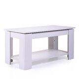 Wamego Solid Wood Lift Top Coffee Table with Storage by Ebern Designs