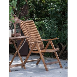 Lilly Solid Wood Adirondack Chair