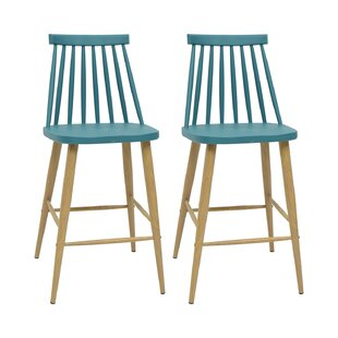 Zulma 65cm Bar Stool (Set Of 2) By Norden Home