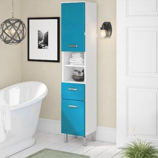 Sia 35cm X 181cm Free-Standing Cabinet By Mercury Row