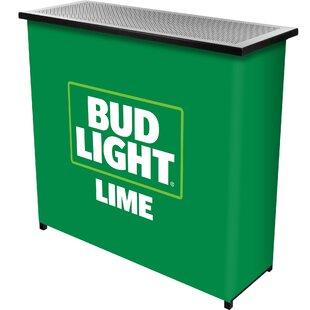 Trademark Global Budweiser Bud Light Lime Bar
