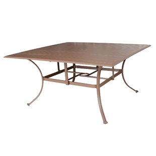 Island Breeze Panama Jack Square Dining Table