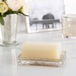 crackle glass bathroom accessories. Mercury Glass Vanity Soap Dish Bathroom Accessories You ll Love  Wayfair