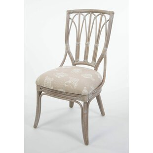 Bay Isle Home Presley Upholstered Dining Chair (Set of 2)