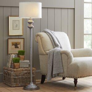 Cumberland 58 5  Floor LampFloor Lamps You ll Love   Wayfair. Floor Lamps Living Room. Home Design Ideas