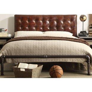 Regina Queen Upholstered Platform Bed by 17 Stories