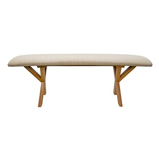 Klara Upholstered Bench By Hashtag Home