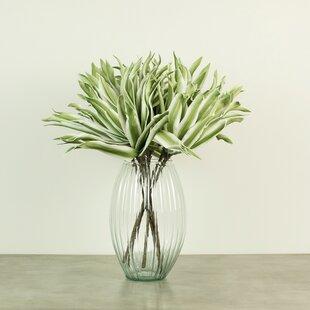 Silk floral stems wayfair faux plant stem set of 6 mightylinksfo