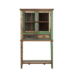 Bloomsbury Market Rentz Display Cabinet