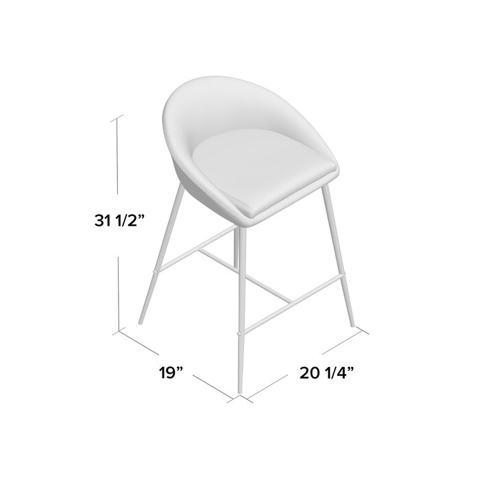 Awesome Lewallen 25 75 Bar Stool Spiritservingveterans Wood Chair Design Ideas Spiritservingveteransorg