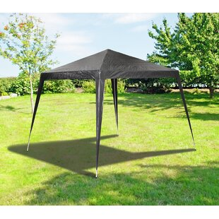 Mccarter Lifetime Garden 3 X 3m Steel Pop Up Gazebo By Sol 72 Outdoor