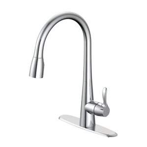 Oakbrook Collection Single Handle Deck Mounted Bar Faucet
