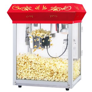 4 Oz. All Star Popcorn Machine