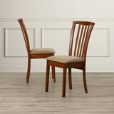 Peru Side Chair with Cushion (Set of 2) by Charlton Home®