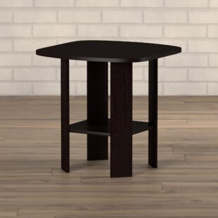 Latasha Simple End Table Zipcode Design