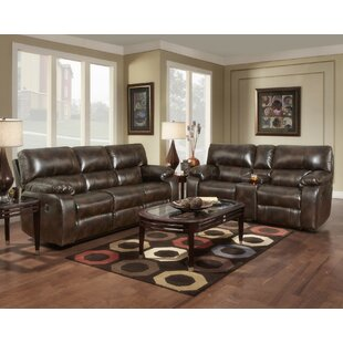 Caroline Reclining Configurable Living Room Set