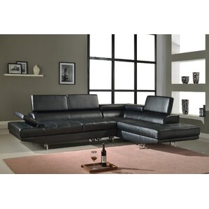 Fila Reclining Sectional b..
