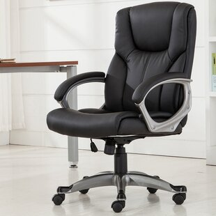 Belleze Ergonomic Mid-Back Desk Chair