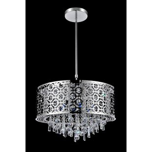 CWI Lighting 5-Light Chandelier