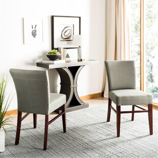Gamache Side Chair (Set of 2) Charlton Home