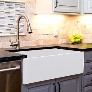 Superieur Cape 36u201dL X 19u201dW Farmhouse/Apron Kitchen Sink
