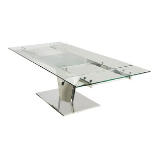 Diamond Extendable Dining Table by Casabi..