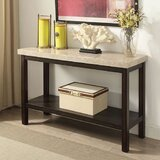 Hraztan 18.25 Solid Wood Console Table by Latitude Run®