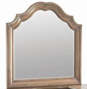 Compare Antonie Accent Mirror By August Grove