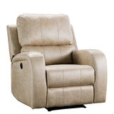 Burhaan Faux Leather Power Lift Assist Recliner by Latitude Run®
