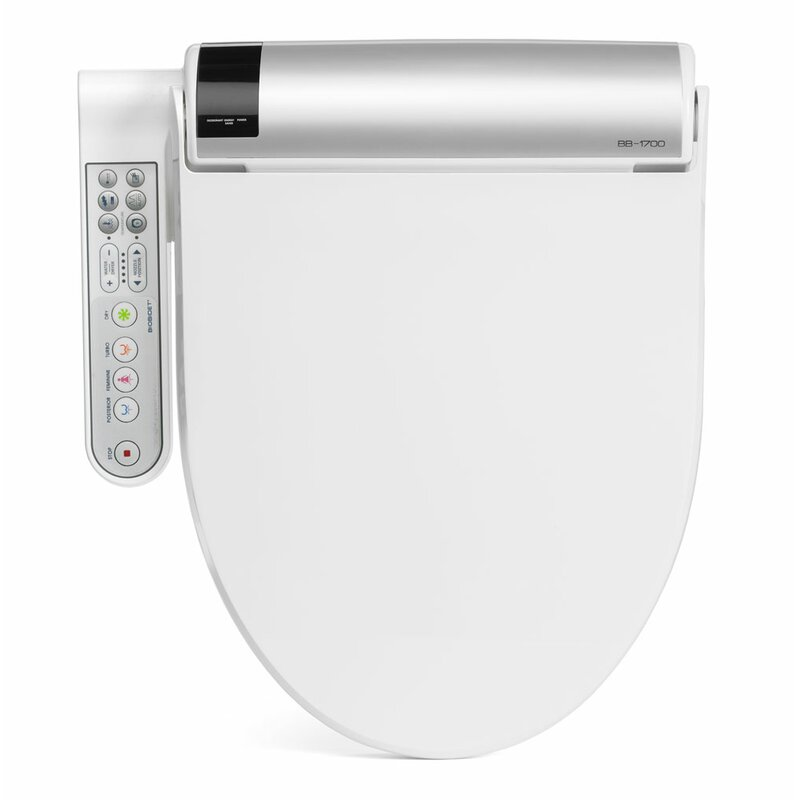Bio Bidet Installation Instructions.Bio Bidet Bliss Bb 1700 Toilet Seat Bidet Reviews Wayfair