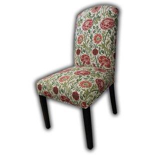 Sole Designs Savior Autumn Cotton Parson Chair (Set of 2)