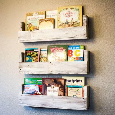 Calista 28 Bookshelf Set Of 3