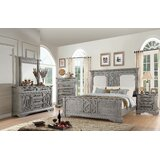 Freya Upholstered Standard Configurable Bedroom Set by One Allium Way
