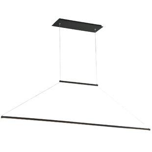 ��Orren Ellis Karambelas 1-Light LED Kitchen Island Pendant
