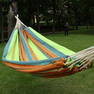 Kierra Hanging Suspended Outdoor/Indoor Swing Sleep Bed Tree Hammock by Freeport Park