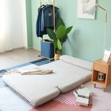 Anaalicia Twin Or Smaller 78 Cushion Back Convertible Sofa by Latitude Run®