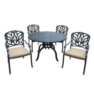 Bosch 5 Piece Dining Set with Cushions