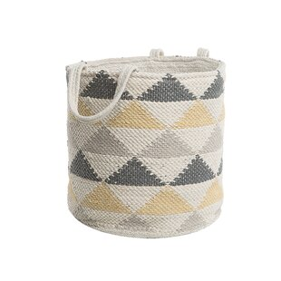 Madola Fabric Basket By Beachcrest Home