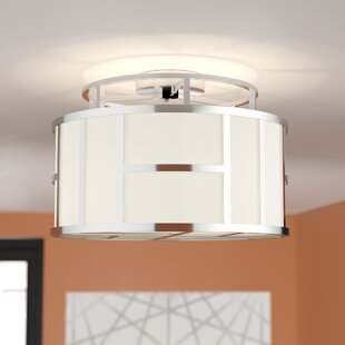 Abbeville 4-Light Semi Flush M..