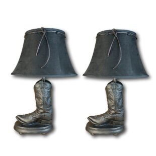 Altair Cowboy 28 Table Lamp (Set of 2)