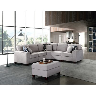 Reversible U Shaped Sectionals You Ll Love In 2020 Wayfair