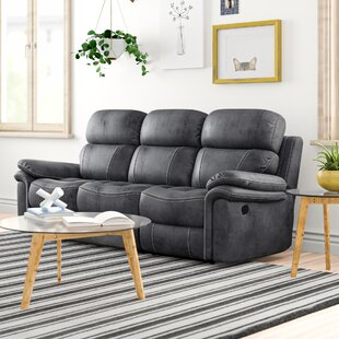 Adalynn 3 Seater Reclining Sofa By Zipcode Design